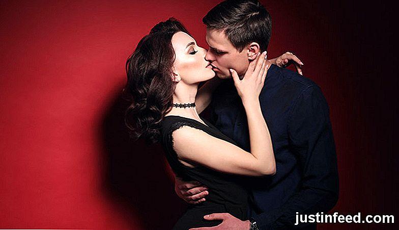 Wie man jemanden küssen, den Sie nicht datieren