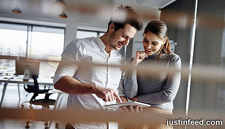 flirten bei der arbeit