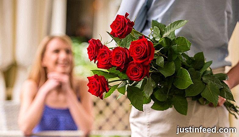 Fiori Da Regalare.22 Fiori Romantici Preferiti Da Donne It Justinfeed Com