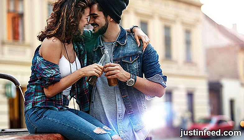 Dating selbstzentrierte Frau