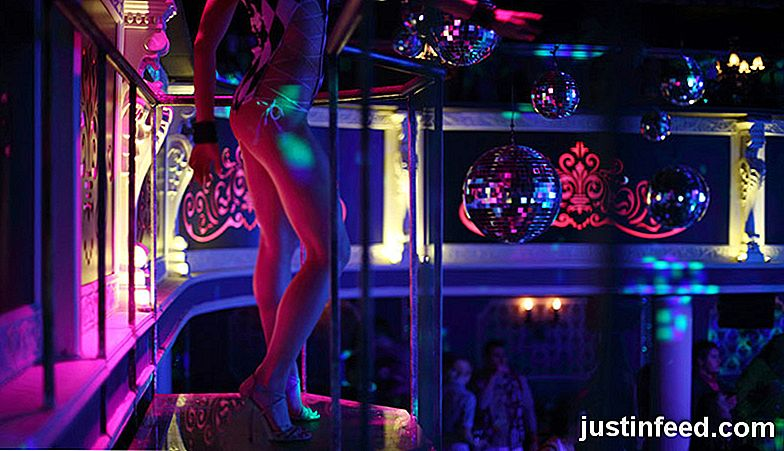 Guide des clubs de strip-tease et des strip-teaseuses